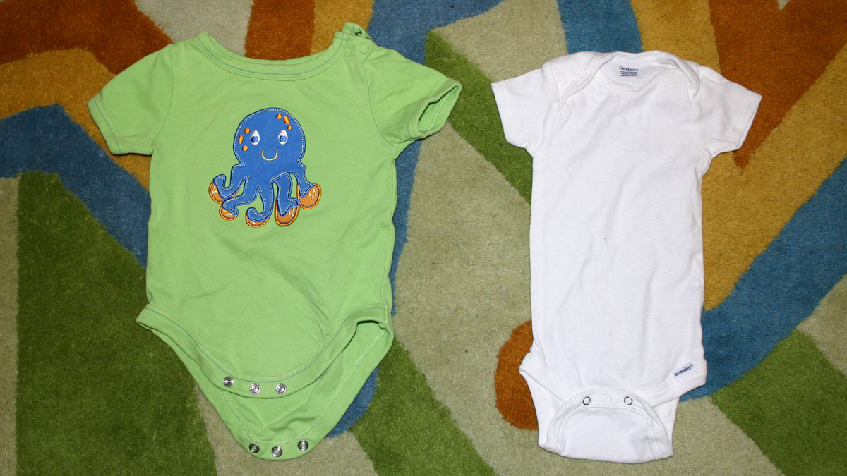 Baby Clothing Sizes are Ridiculous - Exhibit 3a