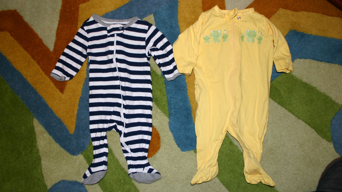 Baby Clothing Sizes are Ridiculous - Exhibit 4a
