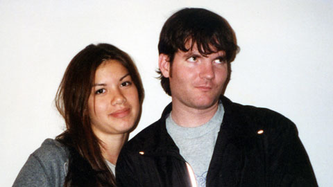 Early photo of us - That Poore Baby