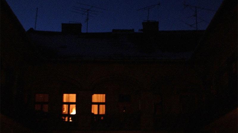 Night Sky - Photo by Tes