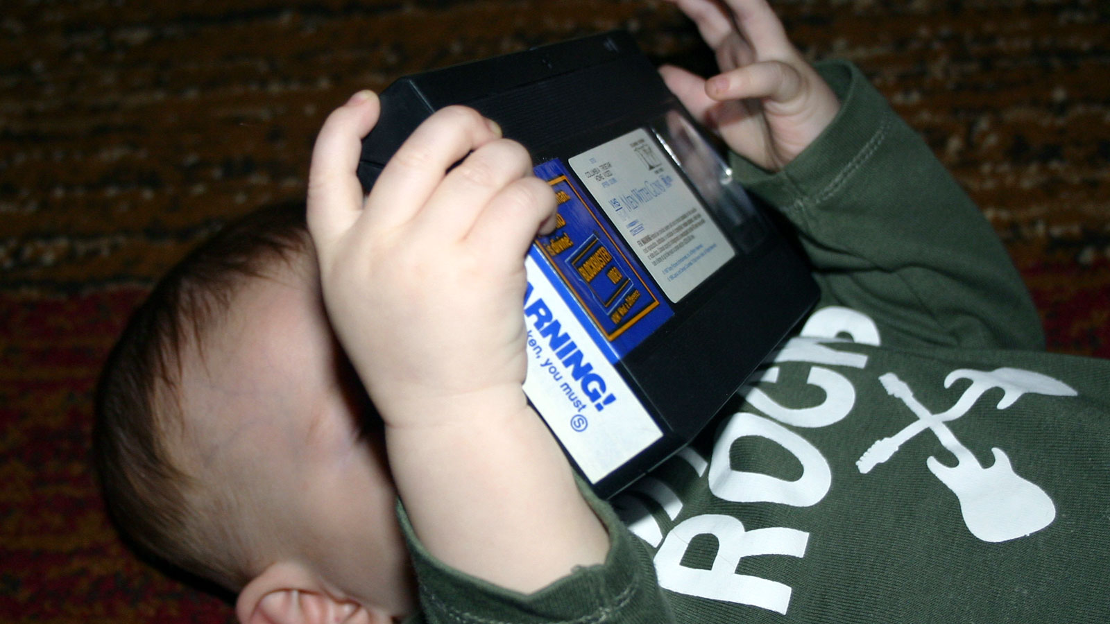 Today's Kids Don't Have to be Kind and Rewind