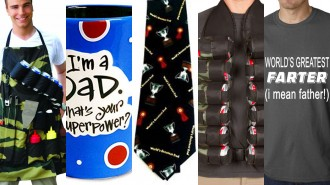 5 Terrible, Awful and Stupid Father's Day Gifts
