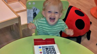 That Poore Baby Loves IKEA