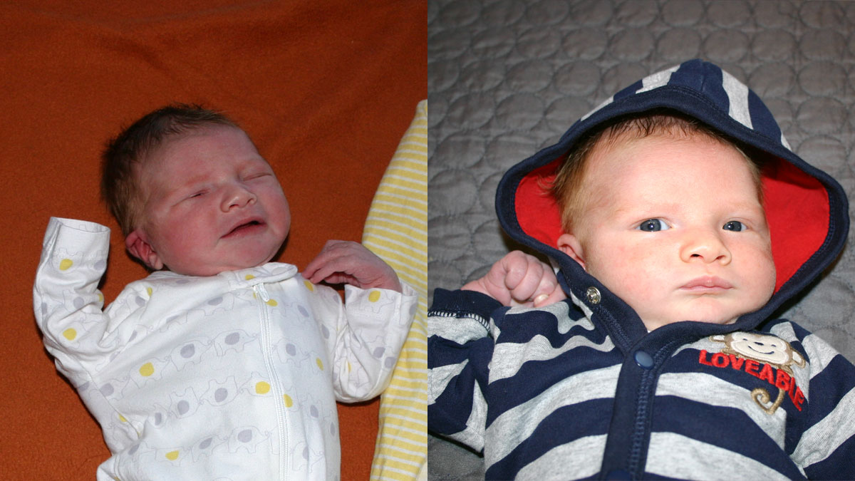 One Day to One Month - From Newborn to Infant