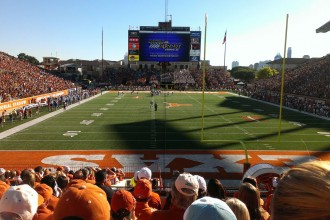UT Football Game - That Poore Baby
