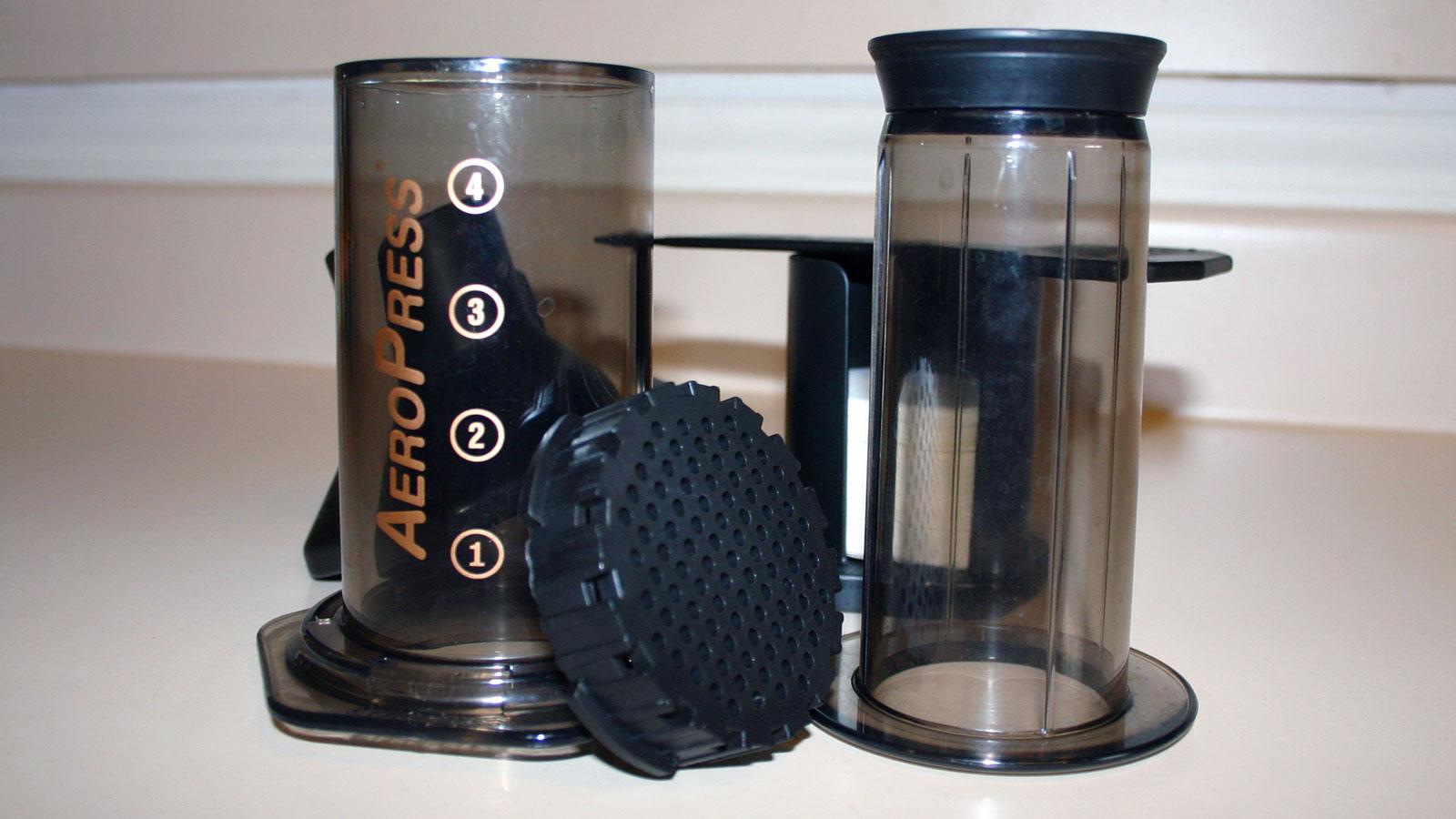 Aeropress Coffee Maker Movie : AeroPress Coffee and Espresso Maker Review from a Dad