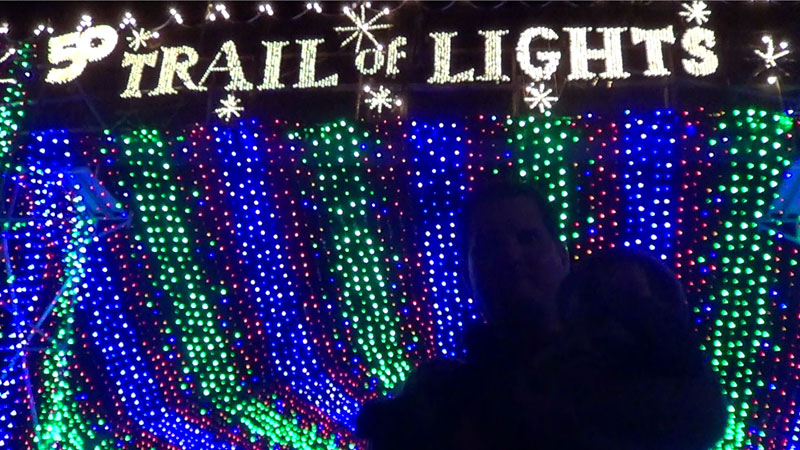 Austin Trail of Lights 2014