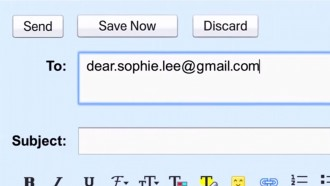 Dear Sophie Commercial from Google